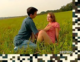 teen missionary outdoor